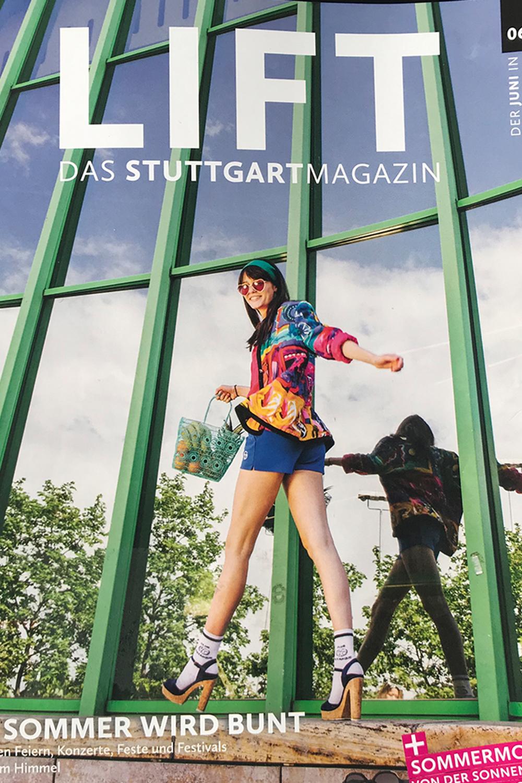 LIFT Cover - Festival