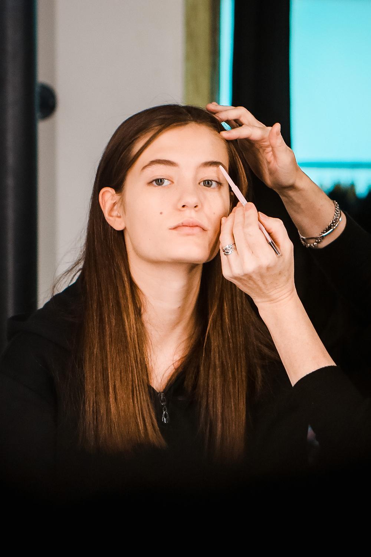 Yara beim Elite Model Look 19 in Paris