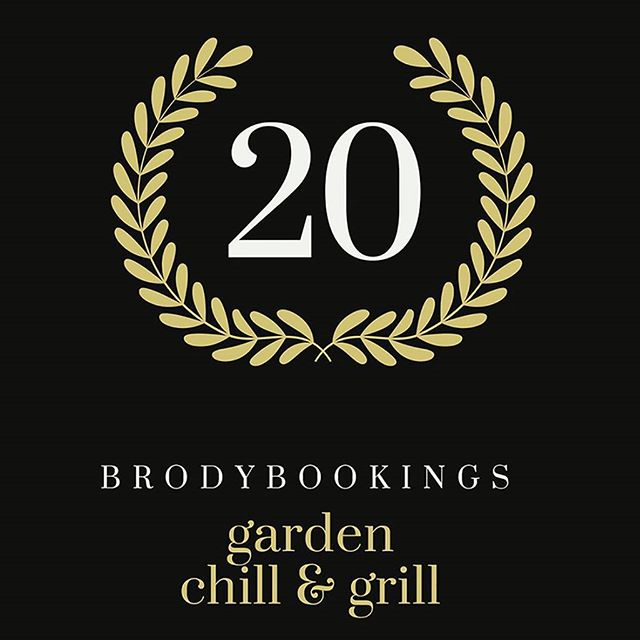 🎉🎉 20years Anniversary 🎉🎉 #brodybookings