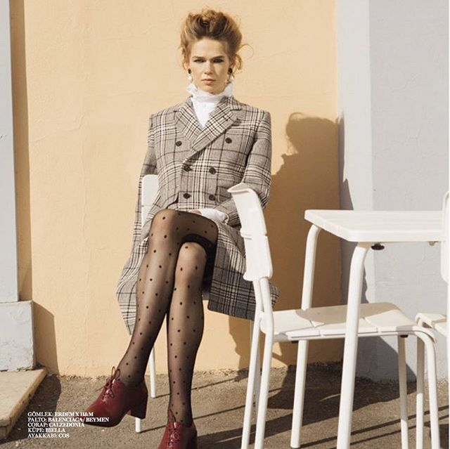JESSICA @jessica_fuhrmann for Marie Claire
