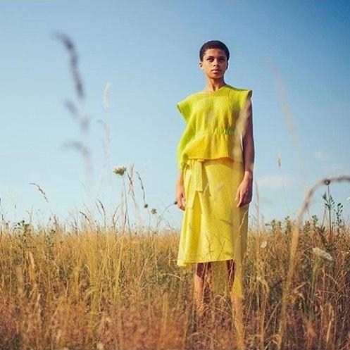 Clarice for Knitwear Design Annika