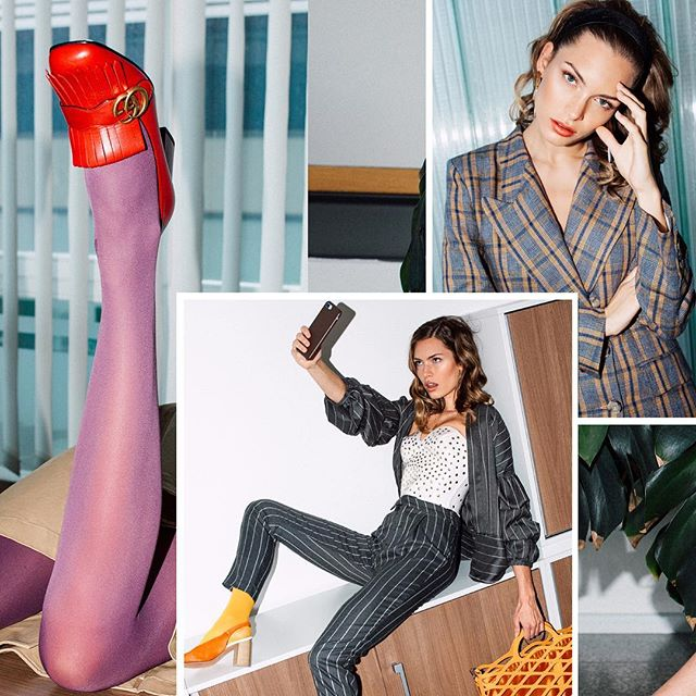Marion for Lucys Magazine