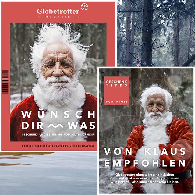 AAD for Globetrotter 🎅🏼❤️