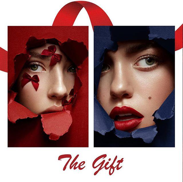 The gift 🎁 with @hannahlrctr @yara_maggi