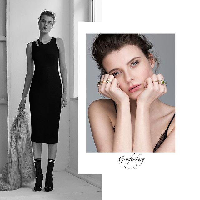 Anne for Grafenberg 💍 & One Magazine 📘