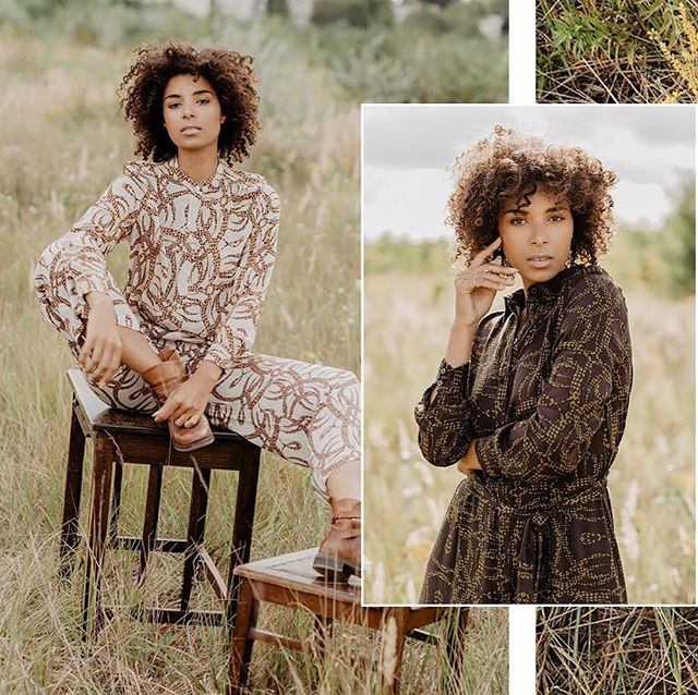New pictures from @nadine_alyana 🌾