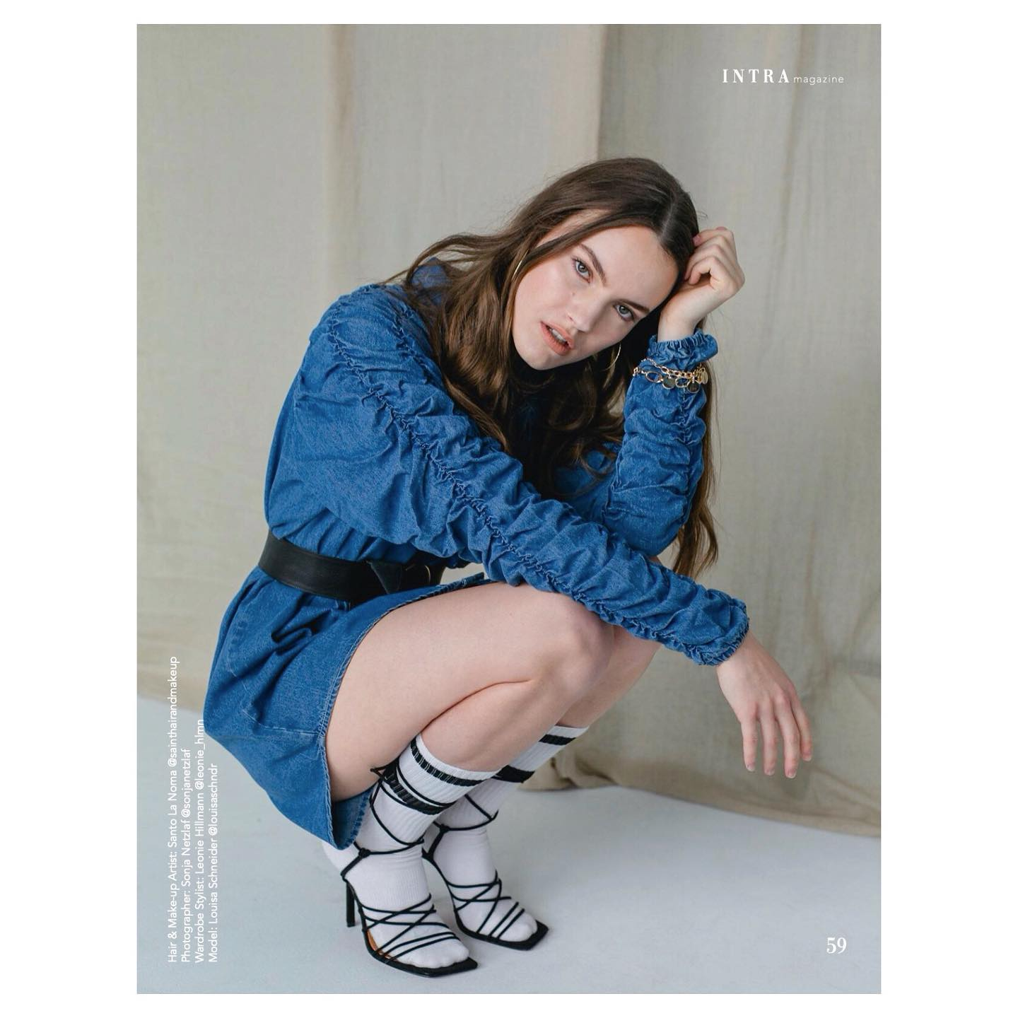 The Denim Way with @louisaschndr