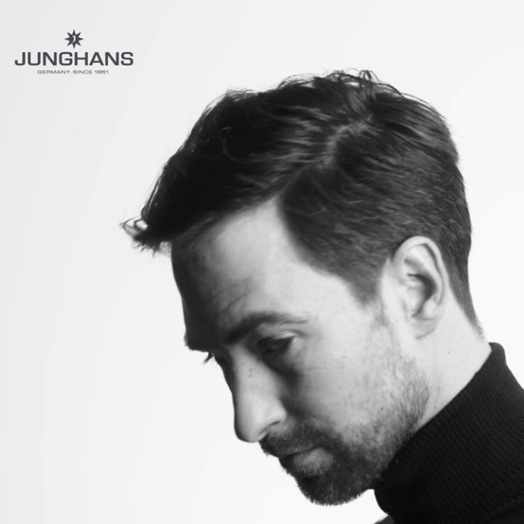 New spot for @junghansgermany with
