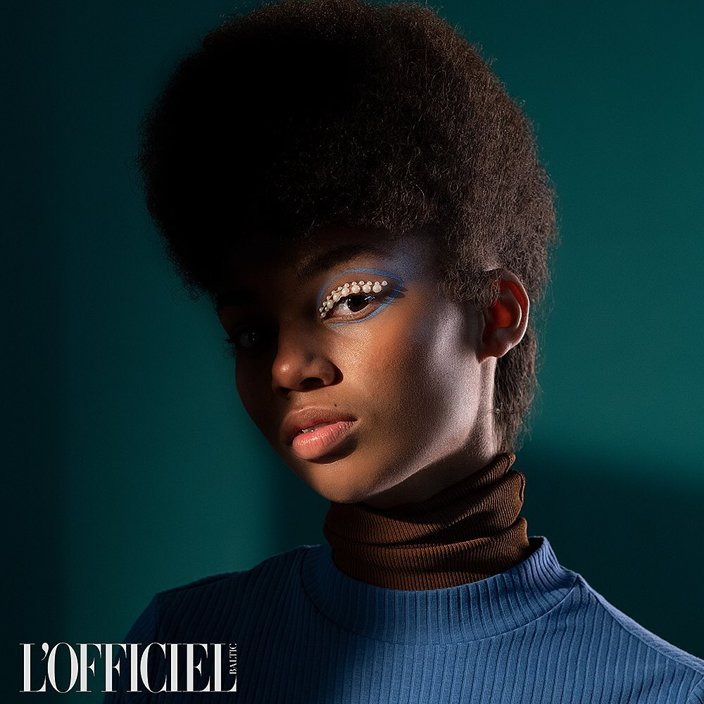 New Editorial for @lofficielbaltic with